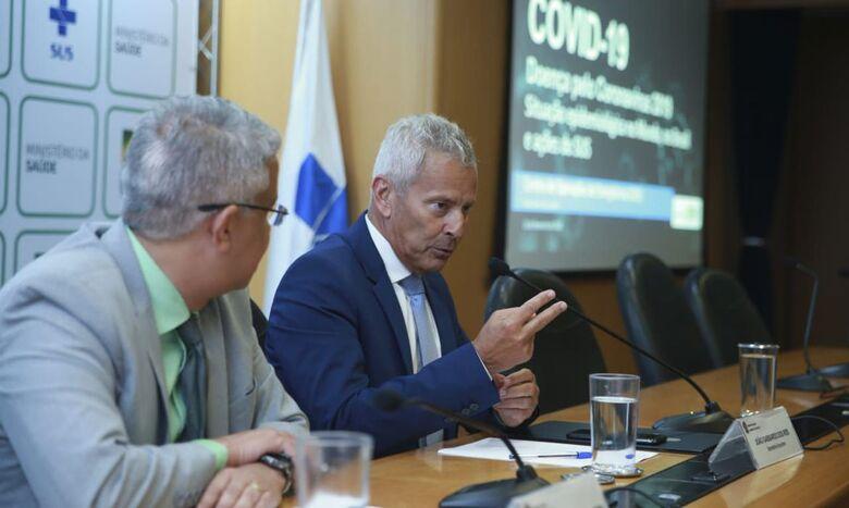 Número de suspeitos de coronavírus no Brasil cai para seis - Crédito: Valter Camponato/Agência Brasil