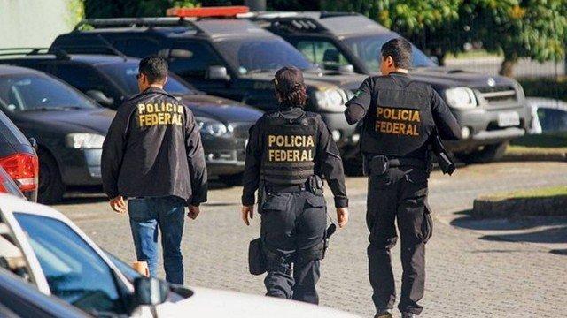Operação está sendo realizada na fronteira - Crédito: Divulgação