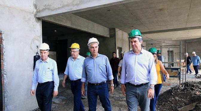 Investimentos serão para os 79 municípios de MS - Crédito: Divulgação