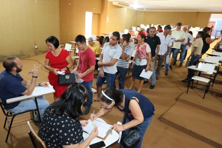 Feirantes decidem novo modelo de ocupação dos espaços da Feira Central - Crédito: Divulgação