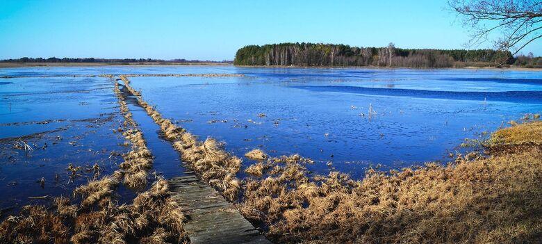 Dia Mundial da Água: recursos hídricos são essenciais para a solução da mudança climática - Crédito: PNUD/Bielorússia