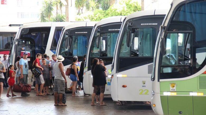 Governo suspende transporte intermunicipal de passageiros em MS -