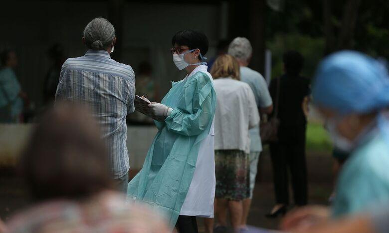 Mortes por novo coronavírus sobem para 59 no Brasil - Crédito: Marcello Casal Jr/Agência Brasil