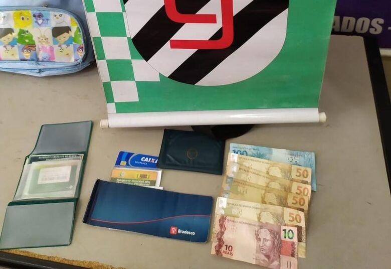 Casal que roubou idosa em Dourados é preso - Crédito: Divulgação