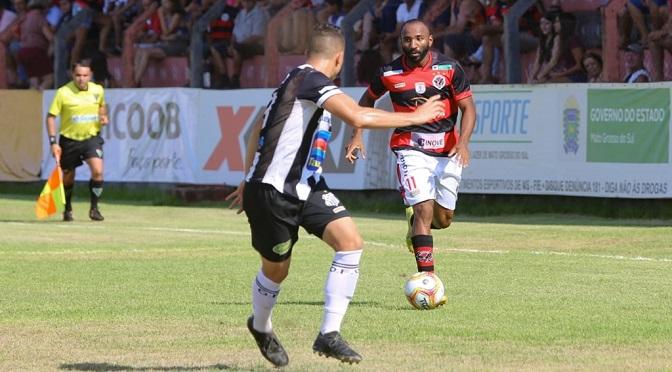 Campeonato Sul-Mato-Grossense de Futebol 2020 é interrompido por tempo indeterminado - Crédito: Franz Mendes