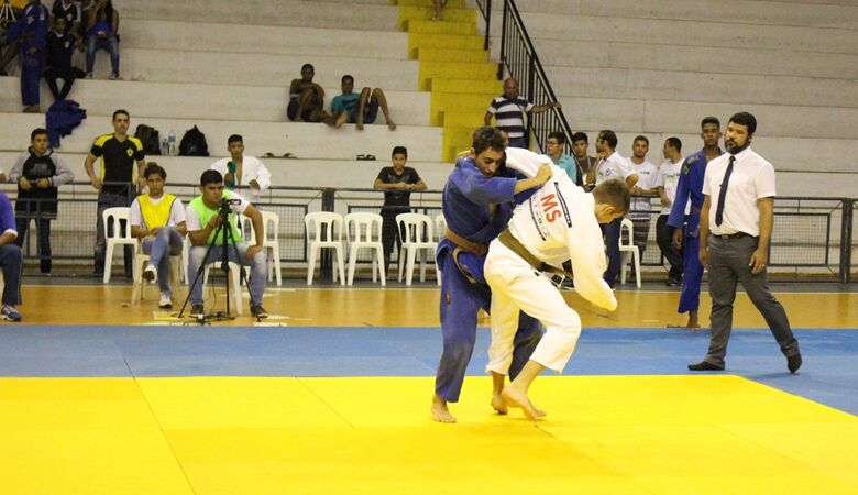 Formada delegação que levará o nome de MS ao Campeonato Brasileiro Região IV de judô - Crédito: Divulgação