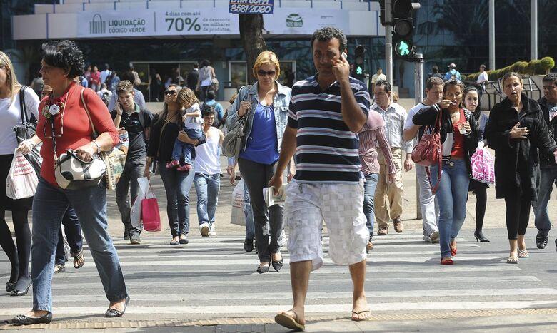 Taxa de desemprego fica em 12,2% no primeiro trimestre do ano - Crédito: Wilson Dias/ABR