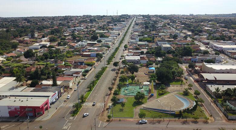 Isolamento: em 24 horas, apenas uma cidade de MS aparece vermelha no monitoramento do Governo - Crédito: Edemir Rodrigues