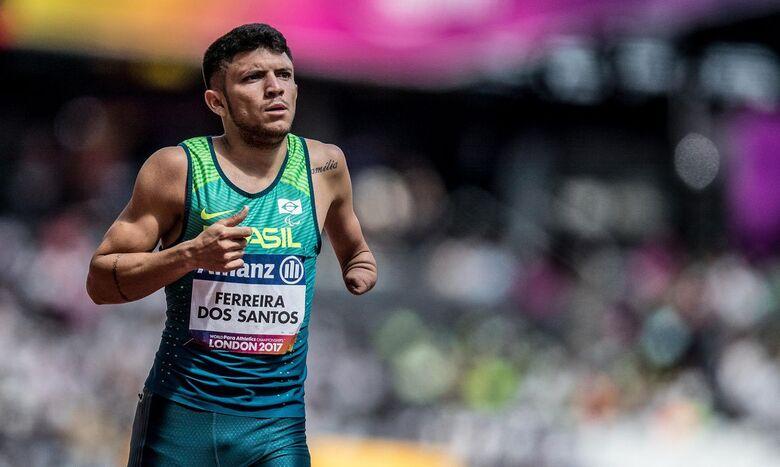 Mundial de Atletismo Paralímpico é adiado para 2022 - Crédito: Daniel Zapper/Comitê Paralímpico Brasileiro