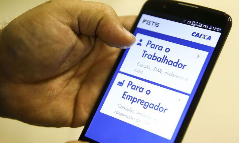 Caixa lançará na terça aplicativo para cadastro em renda emergencial - Crédito: Marcelo Camargo/Agência Brasil