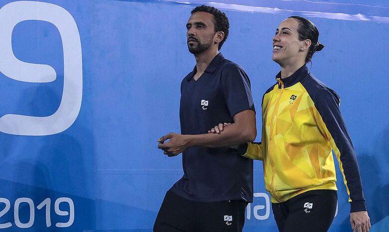 Natação paralímpica: técnico-chefe tranquiliza atletas em quarentena - Crédito: Ale Cabral/CPD