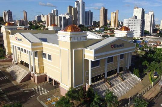 Igreja Universal em Campo Grande -