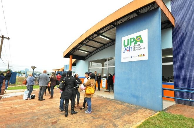 UPA 24h em Dourados - Crédito: Divulgação/Ilustrativa