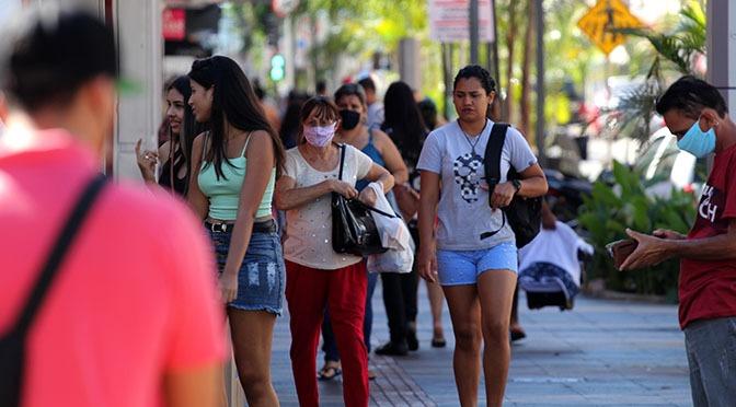 Jovens e adultos representam quase 65% dos infectados por coronavírus em MS -