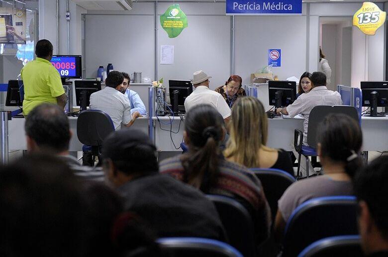 Senado vai analisar projeto que suspende perícias do auxílio-doença na pandemia - Crédito: Pedro França/Agência Senado
