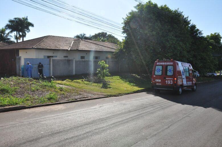 Corpo de Bombeiros realiza transporte de indígenas com coronavírus em Dourados -