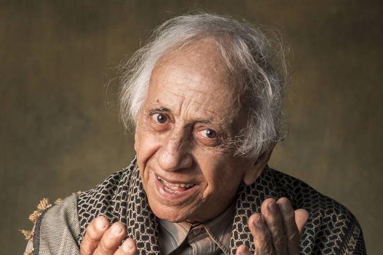 Flávio Migliaccio fez sucesso na TV, cinema e no teatro. -