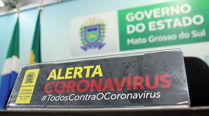 Com mais 25 casos confirmados, MS registra 13° óbito e chega a 430 infectados com coronavírus -