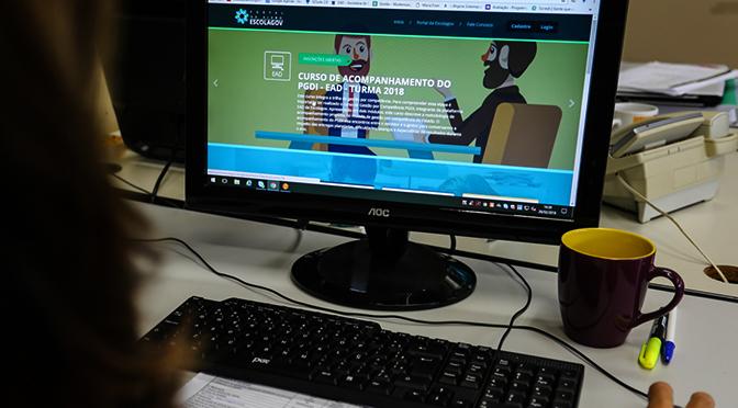 Rede Estadual começa transmitir aulas pela TV aberta nesta segunda - Crédito: Arquivo Subcom