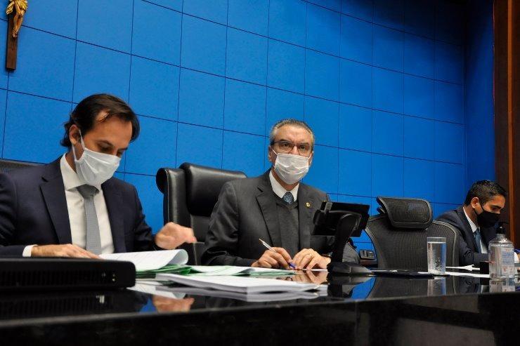 Presidente Paulo Corrêa disse que apresentará emenda ao projeto do Refis a pedido do setor empresarial de MS -