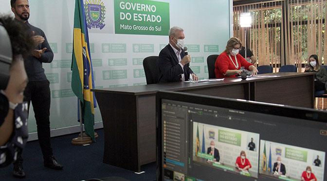 Estado vai distribuir máscaras para população - Crédito: Chico Ribeiro