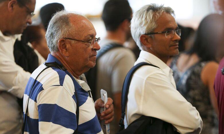 Lei do auxílio para instituições de acolhimento de idosos é sancionada - Crédito: Marcelo Camargo/Agência Brasil
