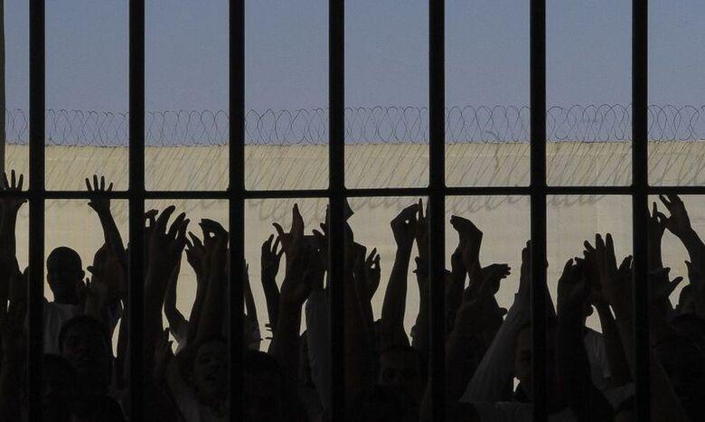 Agentes penitenciários revelam insegurança para enfrentar covid-19 - Crédito: Wilson Dias/Agência Brasil