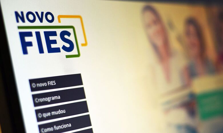 Fies encerra inscrições nesta sexta-feira - Crédito: Marcello Casal Jr./Agência Brasil