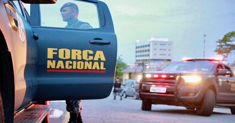 Com resultados positivos, Ministério da Justiça prorroga Ação da Força Nacional contra crimes fronteiriços em MS - Crédito: Agência Brasil