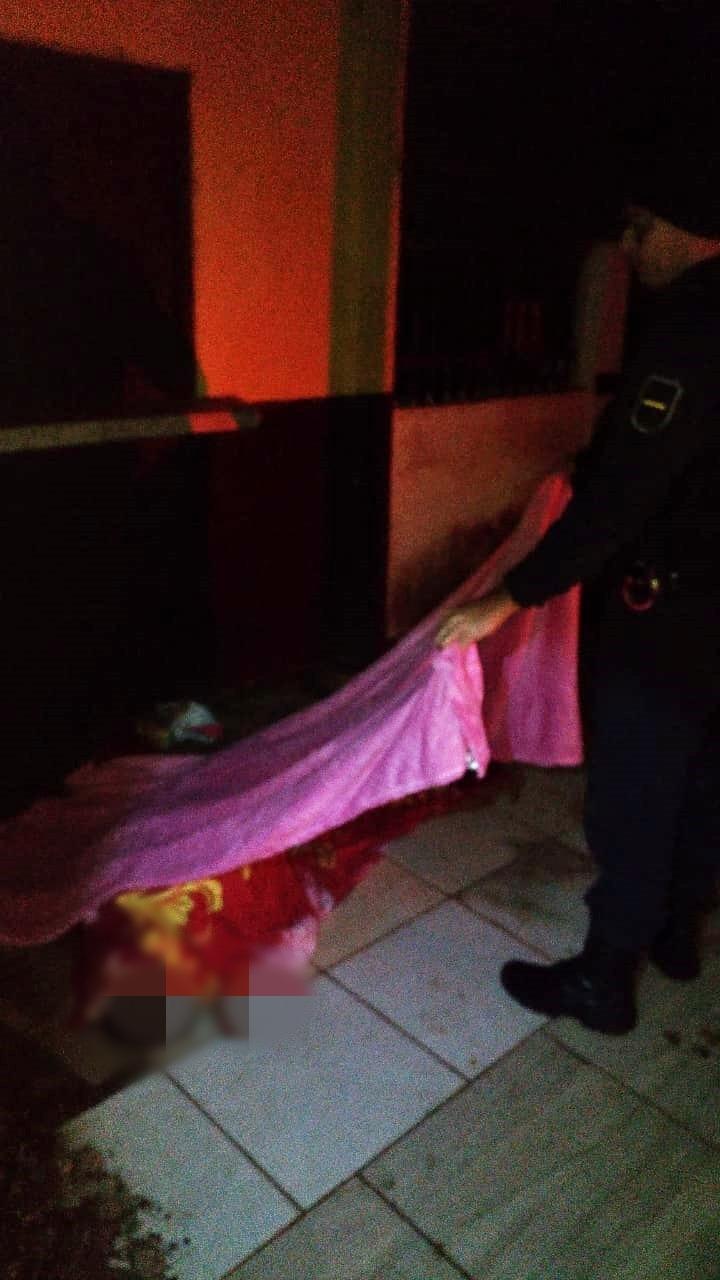 Guarda Municipal distribui cobertores à moradores de rua - Crédito: Divulgação