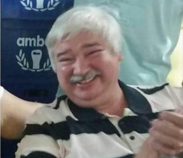 Morreu na tarde desta quinta-feira (09) Doutor Monteiro, vítima de covid-19 -