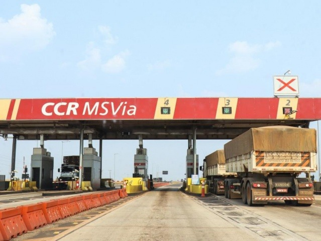 Relicitação mantém CCR MSVia na administração da BR-163 - Crédito: Arquivo