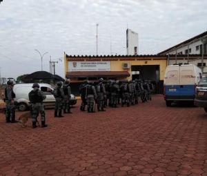 Em Dourados, detentos soltos na pandemia terão que voltar à prisão - Crédito: Adilson Domingos