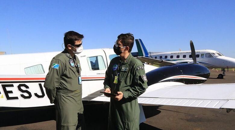 Aviões do Estado começam a transportar candidatos a transplante -