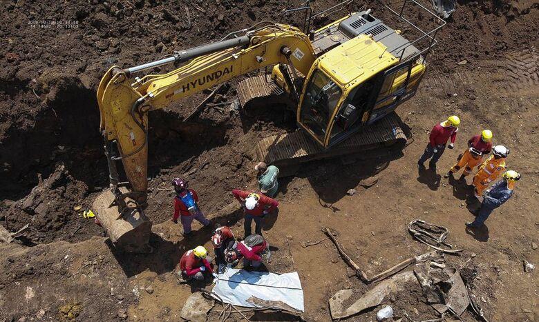 Multas à Vale pelo rompimento de Brumadinho serão aplicadas em obras - Crédito: Divulgação/Corpo de Bombeiros Minas Gerais