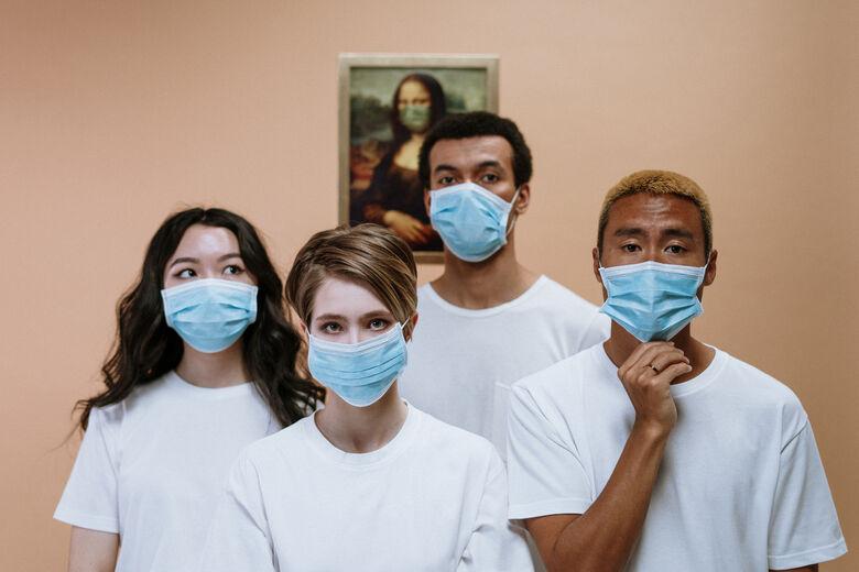 Segundo estudos, uso massivo de máscaras pode impedir segunda onda de Covid -