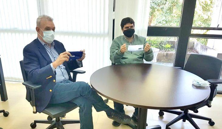 Governo encaminha máscaras para famílias de quilombolas e indígenas de Nioaque -