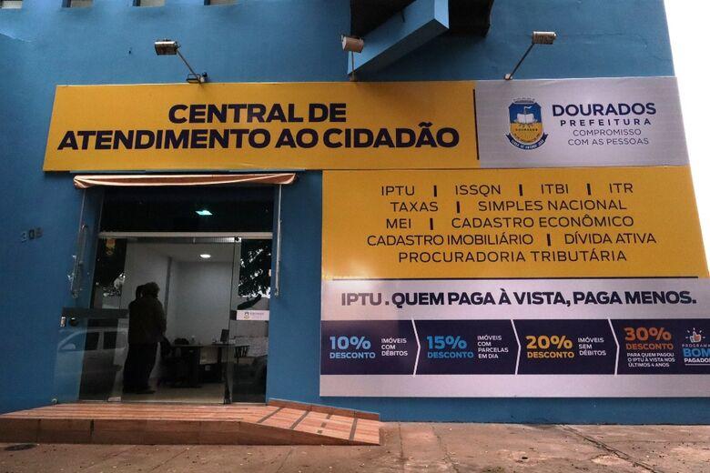 Refis oferece desconto maior no pagamento à vista, até setembro, de débitos com o IPTU -