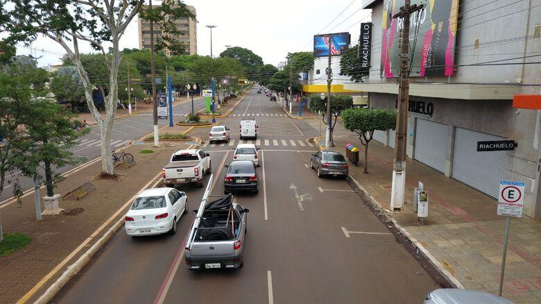 Prefeitura mantém até sexta funcionamento de decreto para o comércio - Crédito: Eliel Oliveira