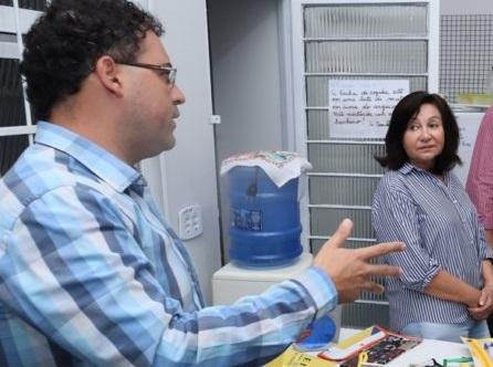 Junior Bittencourt era secretário de agricultura familiar desde 2019. - Crédito: Divulgação