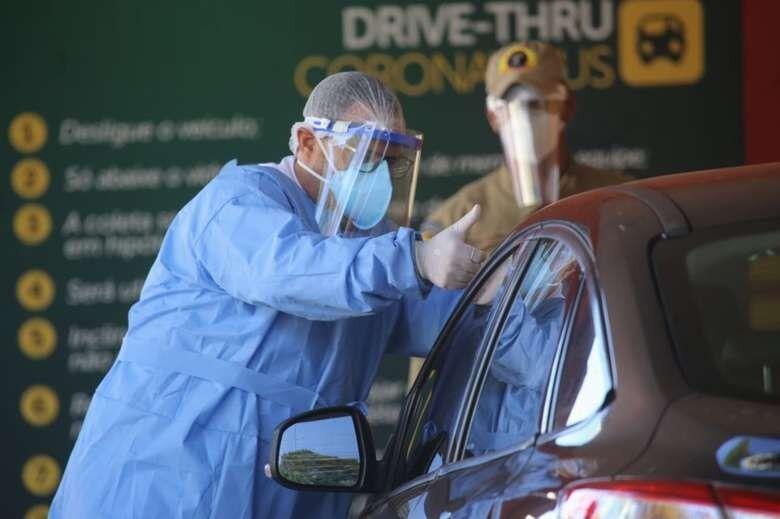 Homem de 52 anos é a 44ª vitima fatal da Covid-19 em Dourados -