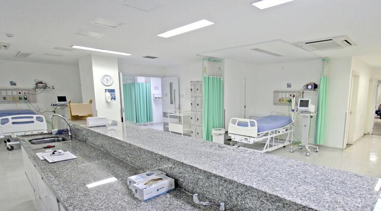 SES divulga novo mapa hospitalar de combate ao coronavírus - Crédito: Saul Schramm