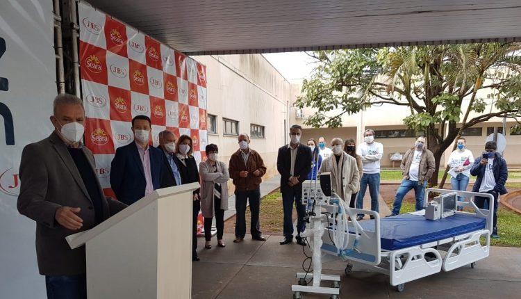 Dourados recebe mais 60 leitos clínicos para combate à Covid-19 - Crédito: Arquivo