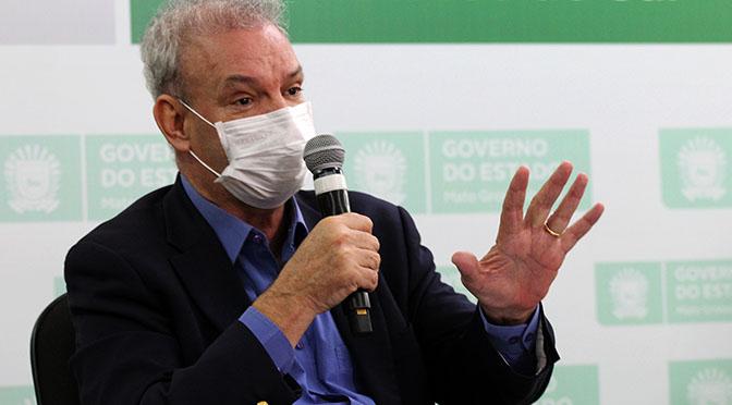 Mato Grosso do Sul tem 153 mortes por coronavírus e 12.969 confirmados -