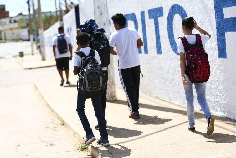 Estatuto da Criança e do Adolescente completa 30 anos - Crédito: Marcelo Camargo/Agência Brasil