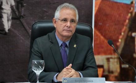 Sergio Nogueira apresenta as emendas de seu mandato - Crédito: Arquivo