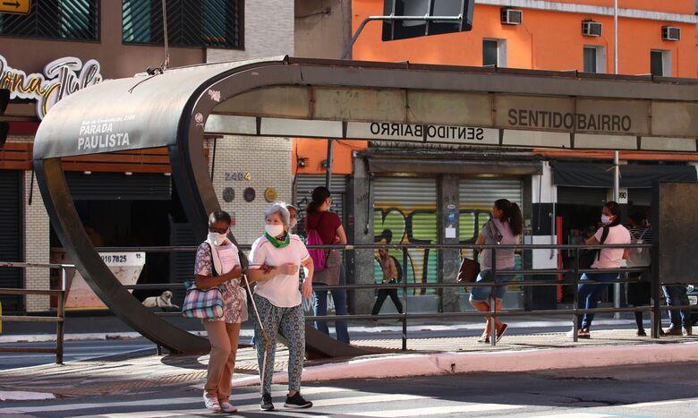 Governo amplia vetos na lei que torna obrigatório o uso de máscara - Crédito: Rovena Rosa/Agência Brasil