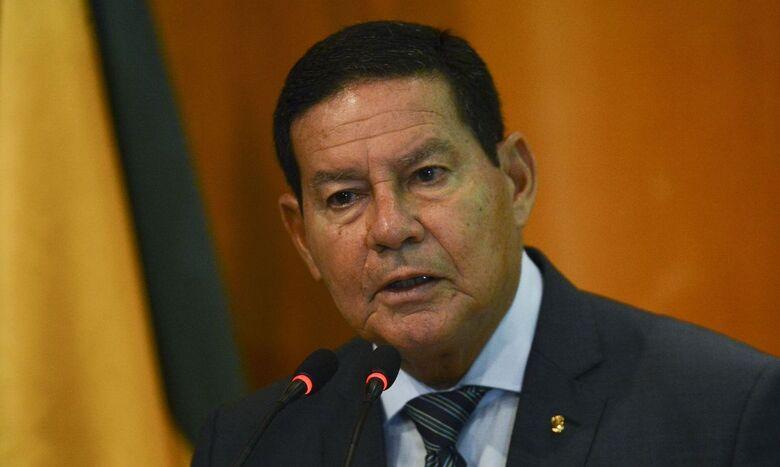 Senado aprova convite a Mourão para debater Conselho da Amazônia - Crédito: Marcelo Camargo/Agência Brasil