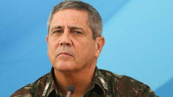 Ministro da Casa Civil testa positivo para Covid, diz governo -