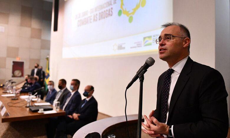 Ministro exonera diretor de secretaria de operações integrada - Crédito: Isaac Amorim/MJSP
